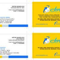 Anton Ananda Raj India Card